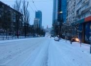 В Киеве спецтехника будет работать в круглосуточном режиме