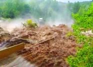 В Аргентине из-за проливных дождей за 2 часа выпало свыше 100 мм осадков