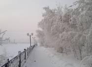 В Якутии зафиксировали рекордное похолодание