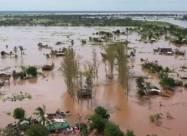 ВИДЕО. Циклон «Элоиз» вызвал наводнение в Южной Африке