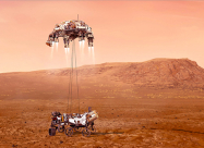 NASA опубликовало первую аудиозапись марсохода Perseverance