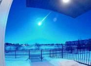 У небі над Канадою спостерігали вогняну кулю