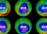 Почему над Антарктикой образуются озоновые дыры?