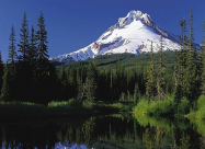 У США спостерігається сплеск активності вулкана Худ