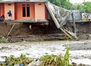 ВИДЕО. На Индонезию обрушился мощный циклон Сероя