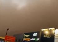 На Саудовскую Аравию обрушилась мощная песчаная буря
