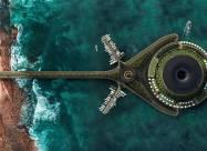 Створена концепція плавучого еко-готелю, який зможе виробляти енергію