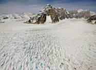 На Аляске ледник стал двигаться в сто раз быстрее, чем обычно