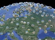 Google Earth показал, как человечество изменило Землю с 1984 года