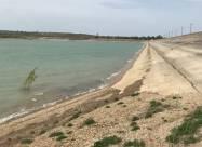 Уровень воды в одном из крупнейших водохранилищ Крыма начал снижаться
