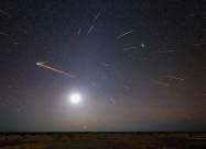 На этой неделе можно будет увидеть майский метеоритный дождь