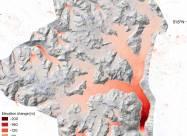 Ледники в Арктике сокращаются с разной скоростью