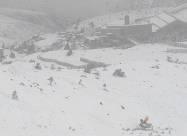 Шотландское нагорье в мае накрыло снежное одеяло