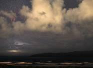 Удалось запечатлеть первый случай редких красных спрайтов в Новой Зеландии