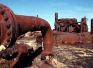В Кувейте произошел пожар на одном из крупнейших в мире нефтяных месторождений