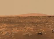 НАСА опубликовало новую панораму Марса, присланную марсоходом Perseverance