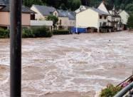 Сильнейшие наводнения: июль 2021