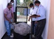 У Шрі-Ланці випадково знайшли скупчення зірчастих сапфірів вагою в півтонни