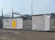 В Виннице тестируют первую промышленную систему накопления энергии