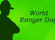 31 липня - Всесвітній день рейнджера