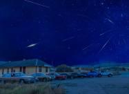 11 и 12 августа ожидается пик самого яркого метеорного потока в году