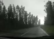 В Беларуси пронесся мощный ураган. Видео
