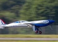 Электросамолет Rolls-Royce совершил первый полёт