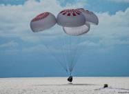 Космічні туристи SpaceX повернулися на землю