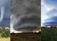 На північ Італії обрушилися сім торнадо. Відео