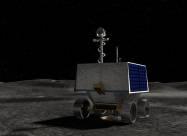 НАСА выбрало место посадки для миссии лунохода