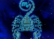 Гороскоп на октябрь: Скорпион