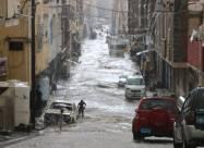 Проливные дожди стали причиной наводнений в центральных областях Йемена
