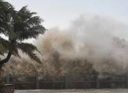 Тайфун «Компасу» вызвал наводнение в китайской провинции Хайнань
