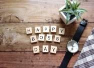 16 жовтня - День боса