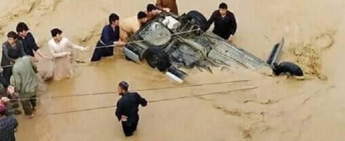 В Афганистане из-за наводнений погибло 56 человек