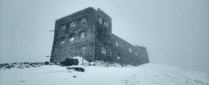 В Карпаты возвращается зима. Прогнозируют до 40 см снега