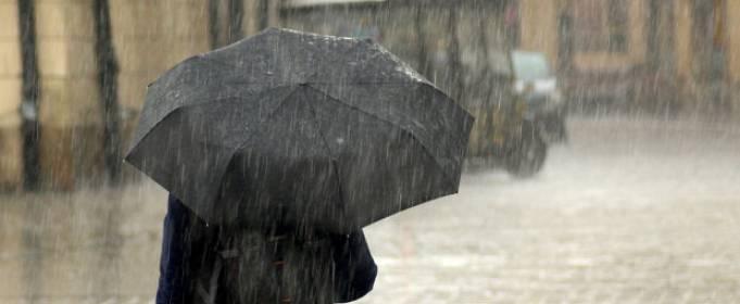У Києві оголошено штормове попередження: очікуються сильні дощі