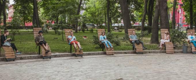 В Киеве призывают очистить город от клещей