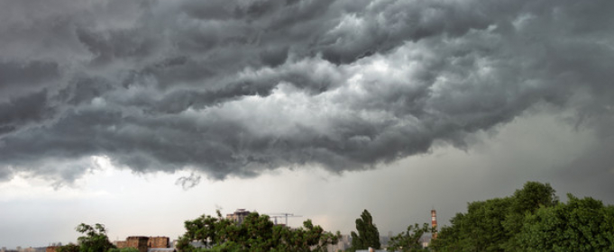 Погода в Украине на субботу, 9 мая