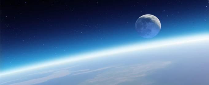 Теорію походження Місяця поставлено під сумнів