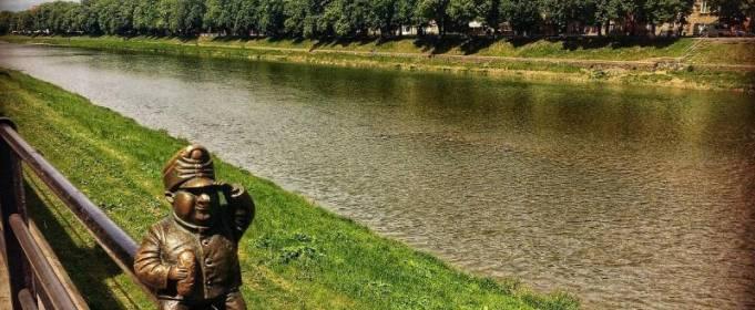 Ужгород. Город-сад на Закарпатье