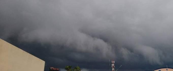 На Филиппины обрушился тайфун Вонгфонг