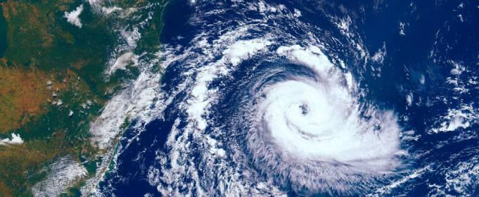 В Атлантике сформировался первый в этом году тропический шторм