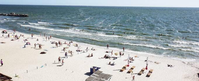 В Украине назвали условия, при которых можно будет посещать пляжи