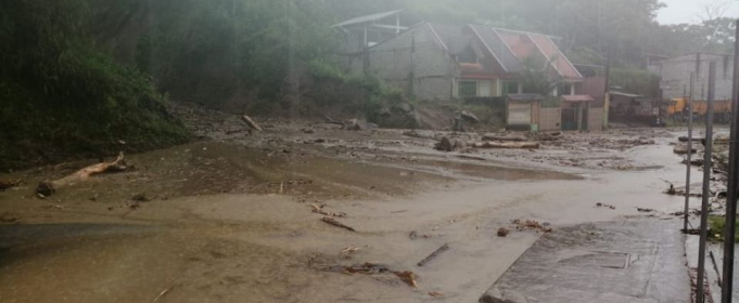 Наводнение в Эквадоре забрало жизни двух человек