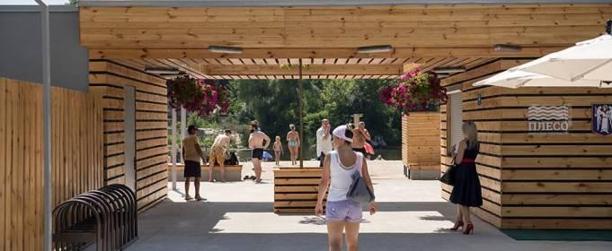 В Киеве пляжный сезон планируют открыть с 1 июня