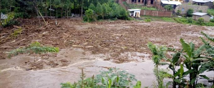 Восемь человек погибли из-за наводнения в Уганде