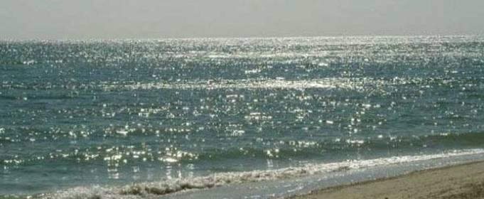Кирилівка в новому сезоні може похвалитися незвично прозорим морем