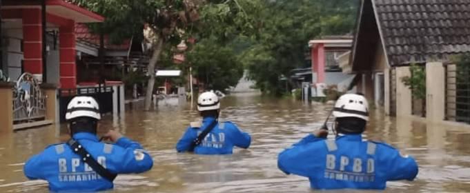 Повінь затопила індонезійське місто