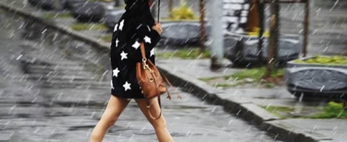 Синоптики предупредили о сильных дождях в Украине